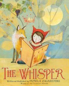 The Whisper by Pamela Zagarenski #ebook #kids #fiction #picturebook #book #reading