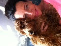 Me and Sammy #Australian #Labradoodle