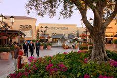 Fashion Island Mall ~ Newport Beach, California