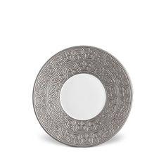 Han Platinum Saucer by L'Objet