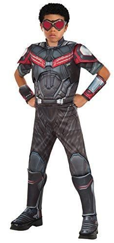 Costume Captain America: Civil War Falcon Deluxe Muscle Chest Child Costume - $55.00 -Double tap if you love this! #love #me #art #onlineshopbabyandkidstoys #childhoodtoys #hot #toysareawesome #designtoys #toysphotography #epic #abandonedtoys #1000toys #disneytoys #soul #nofilter