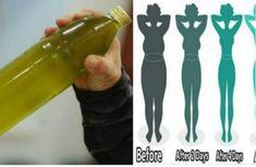 Excelente bebida que Derreta 10 centímetros de estômago gordura da cintura como magia!