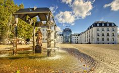 Schlossbrunnen puzzle in Great Sightings jigsaw puzzles on TheJigsawPuzzles.com. Play full screen, enjoy Puzzle of the Day and thousands more.