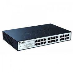 Switch zarządzalny D-link DGS-1100-24 L2