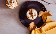 The Metabolism-Boosting Gingerbread Latte You Need To Try (MindBodyGreen) Home Recipes, Holiday Recipes, Cooking Recipes, Winter Recipes, Pumpkin Spiced Latte Recipe, Pumpkin Spice Latte, Pumpkin Puree, Coffee Drink Recipes, Coffee Drinks