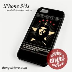 Che Guevara Word Phone case for iPhone 4/4s/5/5c/5s/6/6 plus