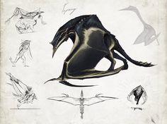 Hyperendocrin quetzalcoatlus by Tapwing.deviantart.com on @DeviantArt
