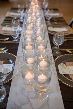 35 Marble Wedding Ideas For A Refined Touch | HappyWedd.com #PinoftheDay #marble #wedding #ideas #RefinedTouch #WeddingIdeas