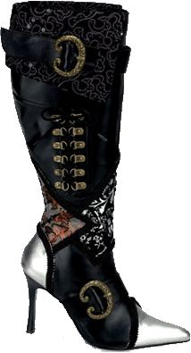 Pirate Wench Boots