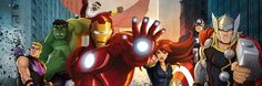 There's an Animated Marvel Cinematic Universe Project in the Works