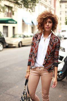 LadyJSkincare: Beauty of the Month Christina Caradona