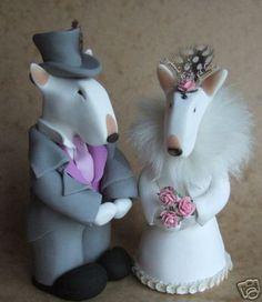 Bull Terriers cakepins.com