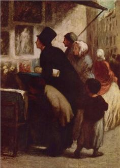 The Engraving Dealers - Honore Daumier
