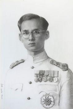 King Bhumipol, King Rama 9, King Of Kings, King Queen, King Thailand, King Drawing, Queen Sirikit, Bhumibol Adulyadej, King Of My Heart