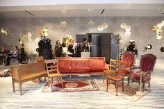 Fashion Week San Diego 2012 Press Shoot @LaurenSharon Vintage Shop Rentals http://VintageRentalsSanDiego.com
