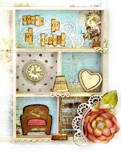 Julie Nutting Doll House - Prima