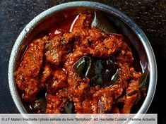Eggplant curry (Indian recipe): discover the cooking recipes of Femme Actuelle Le MAG - CUISINE - Vegetarian Recipes Veggie Recipes, Indian Food Recipes, Asian Recipes, Vegetarian Recipes, Cooking Recipes, Healthy Recipes, Recipes Dinner, Arabic Recipes, Vegetarian Curry
