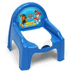 Sillita orinal Paw Patrol (Patrulla canina). 12PW9912, IndalChess.com Tienda de juguetes online y juegos de jardin