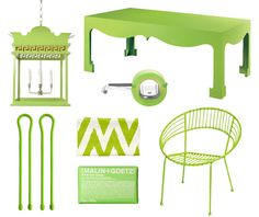 Color Obsession of the Week: Lime Green