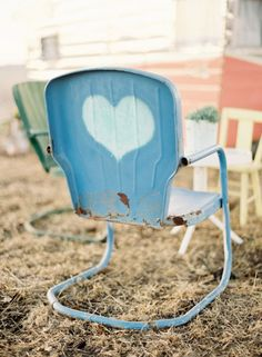 {lovely vintage chair}