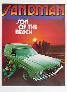 Image result for holden sandman brochure Car Pictures, Car Pics, Period Color, Australian Cars, Colour Images, Nostalgia, Brochures, Beach, Advertising
