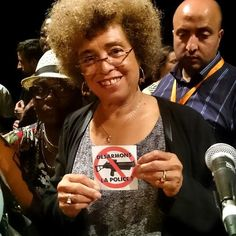 Angela Davis Black Like Me, Black Is Beautiful, Beautiful People, Police, Angela Davis, Black Panther Party, Civil Rights Movement, Black History, African