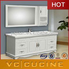 Foshan bathroom cabinet pvc bathroom cabinet $208~$291