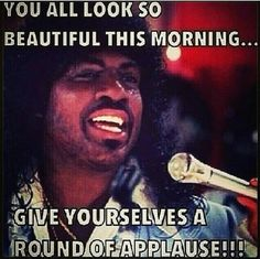 You all look beautiful this morning. (Eddie Murphy as tacky singer -Coming to America) Monday Quotes, Work Quotes, Me Quotes, Funny Quotes, Funny Good Morning Memes, Morning Humor, Good Morning Quotes, Coming To America Quotes, Nostalgia