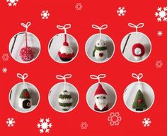 amigurumis Navidad