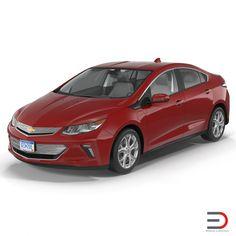 Chevy Volt 2016 Simple Interior 3d model  #chevy #volt #3d #model  http://www.turbosquid.com/FullPreview/Index.cfm/ID/942027?referral=3d_molier-International