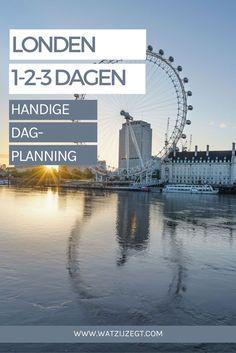 LONDON // Zo breng je 1 2 3 dagen door in Londen / stedentrip / dagplanning Londen London Bridge, London City, In This World, London Christmas, Reisen In Europa, Things To Do In London, London Travel, Travel Around, Great Britain