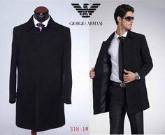 nice coat #Armani