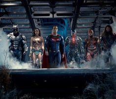 DCEU Justice League With Superman