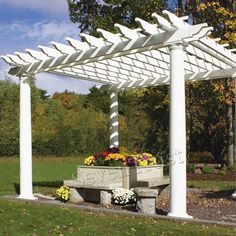 Outdoor Wpc Pergola Price