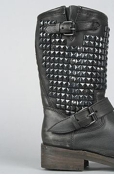 Studded Boots <3