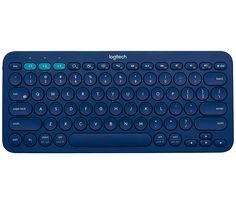 Compact et portable, le clavier K380 est un clavier sans fil multisystème qui fonctionne avec votre smartphone, votre ordinateur ou votre tablette. De dispositif à dispositif, aucune perte de connexion.