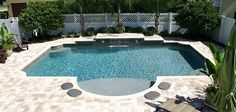 Custom Pool Design by shanna