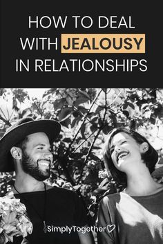 If you're trying to deal with jealousy in your relationship. Know this, you don't need to eliminate jealousy completely in order to limit its negative effects. Jealousy In Relationships, Relationship Mistakes, Marriage Relationship, Relationship Problems, Happy Marriage, Marriage Advice, Healthy Relationships, Relationship Drawings, Relationship Questions