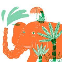Twelve Illustrations for a fanzine published by Ó! Galeria Edições.