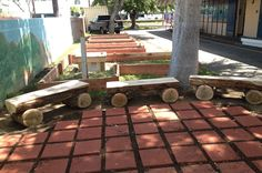 Sensory garden- prevocational skills workshop for students with autism