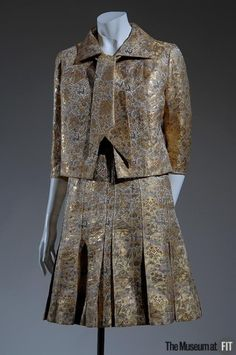 Suit Coco Chanel, 1950 The Museum at FIT