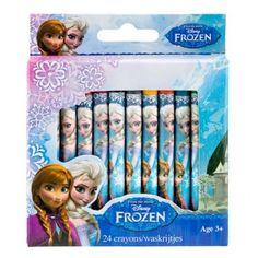 Dealz - Disney Frozen 24 Crayons €1.49 Cork City, Gifts Under 10, Age 3, Disney Frozen, Kids Gifts, Crayons, Children, Kids, Frozen Disney
