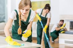 Cleaning companies provide the best service to anyone planning to have their house or business premises fully cleaned. This gives people the opportunity to have peace of mind knowing that even the most challenging to reach places are treated and a more comprehensive cleaning of their house or business premises is accomplished.