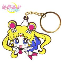 Sailor Moon Pinched Keychain ~ Sailor Moon Crystal $6.50 http://thingsfromjapan.net/sailor-moon-pinched-keychain-sailor-moon-crystal/ #sailor moon #Japanese anime keychain #anime stuff