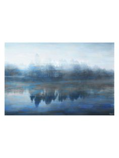 Lake Marmont (Canvas) from Your Favorite Art for $149 on Gilt