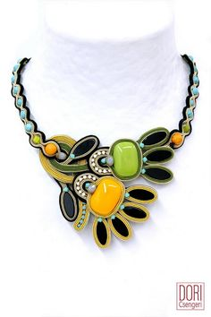 Dori Csengeri necklaces : Caprice Flower Nekclace