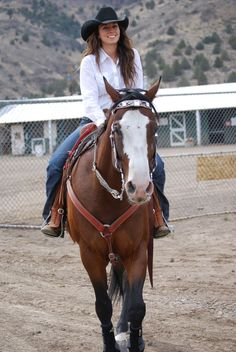 Megan Etcheberry from Rodeo Girls. Cowgirl And Horse, Sexy Cowgirl, Cowgirl Style, Horse Love, Cow Girl, Horse Girl, Hot Country Girls, Country Women, Barrel Racing Outfits
