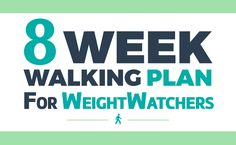 4 MOM Recipes |   Your 8 Week Walking Plan For Weight Watchers