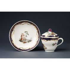 1776-1790 (made) Artist/Maker: Tournai porcelain factory (manufacturer)