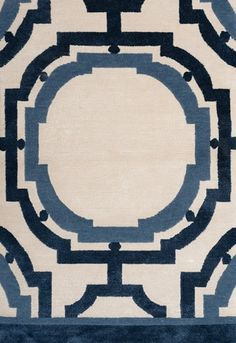 Parterre rug Mary McDonald for Patterson Flynn Martin
